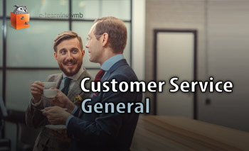 Customer Service General Application e-Learning