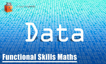Functional Skills Maths Data e-Learning