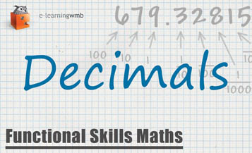 Functional Skills Maths Decimals