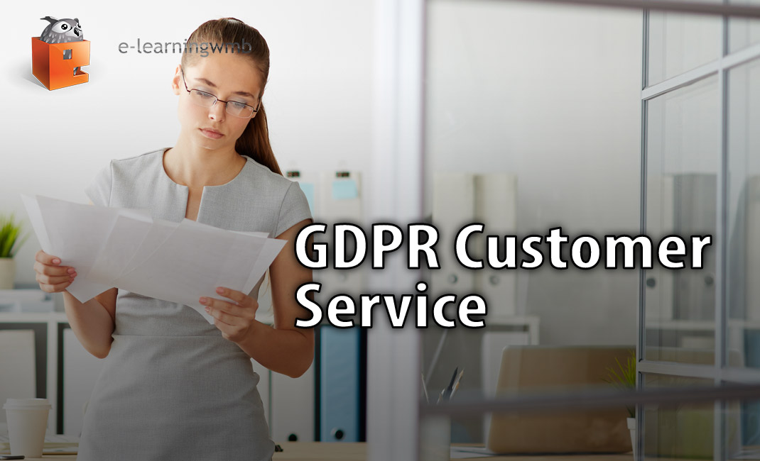 GDPR Customer Service e-Learning