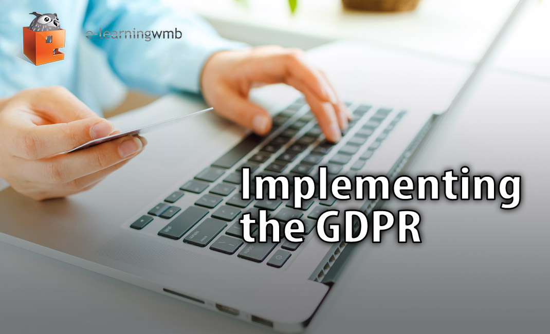 e-Learning WMB GDPR free course