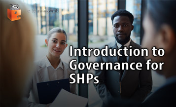 Introduction to Governance for SHPs e-Learning