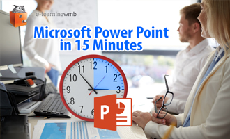Microsoft PowerPoint in 15 Minutes e-Learning