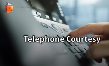 Telephone Courtesy e-learning